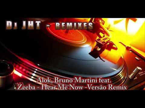 Alok, Bruno Martini Feat. Zeeba - Hear Me Now Remix Dance