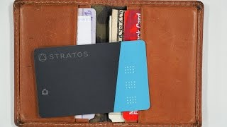 Can Stratos Card Replace Your Wallet? (Review)