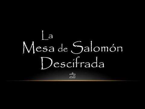 ☢️ La Zona cero: La Mesa del Rey Salomón