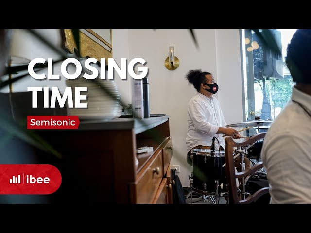 Closing Time - Semisonic (cover)