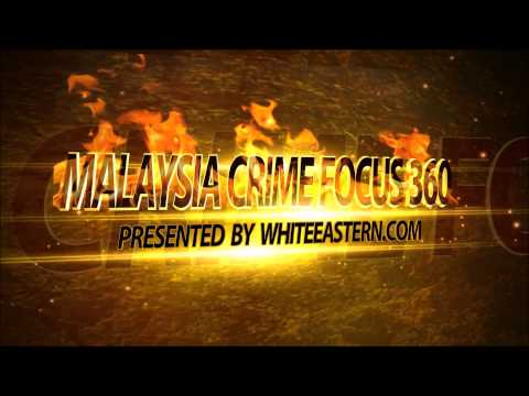 25/03/2015 Road Argument Turned MMA Street Fight Roadrage - Malaysia Crime Focus 360