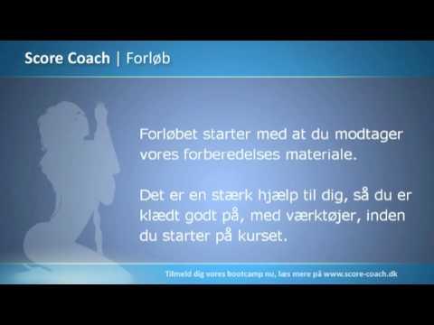 Score Kurser - http://www.score-coach.dk