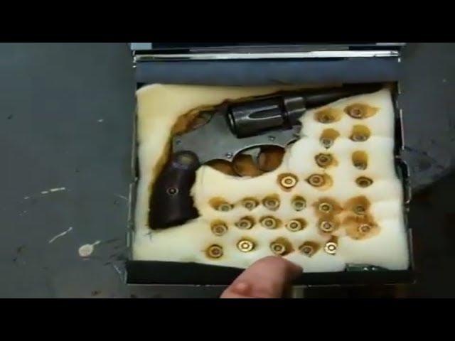 How to Hide a gun, secret compartment