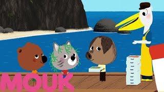 Mouk - Emilio's Star (Spain) & Papyrus (Egypt) | Cartoon for kids