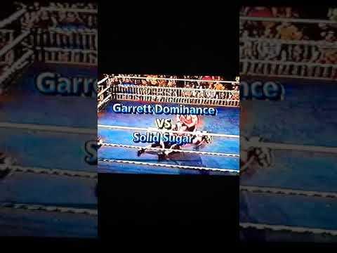 Garrett Dominance vs Solid Sugar -2004