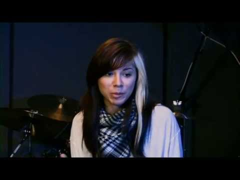 Christina Perri - Interview (Last.fm Sessions)