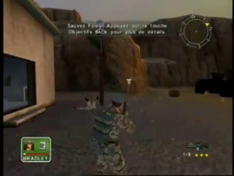 Desert Storm Xbox