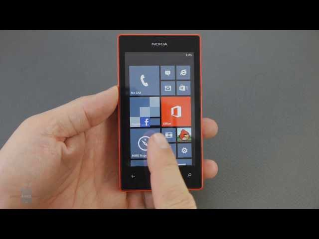 Nokia Lumia 520 Review Travel Video
