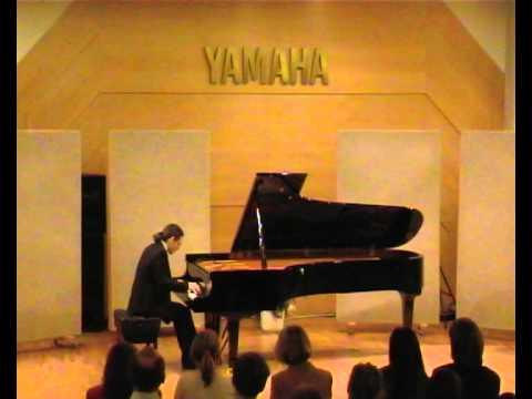 Debussy: La danse de Puck (No.11 from Préludes, Livre I) - Christian Badian, Piano