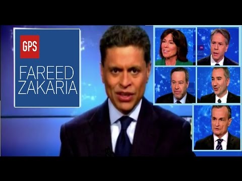 Fareed Zakaria GPS Thermo Nuclear War,North Korea,Coal,Turkey,France,London Bridge