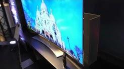 LG EG9609 Curved 4K OLED Fernseher (Roadshow 2016)