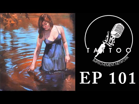 Drawing Fundamentals For Tattooers with Adam Shaw  EP 101