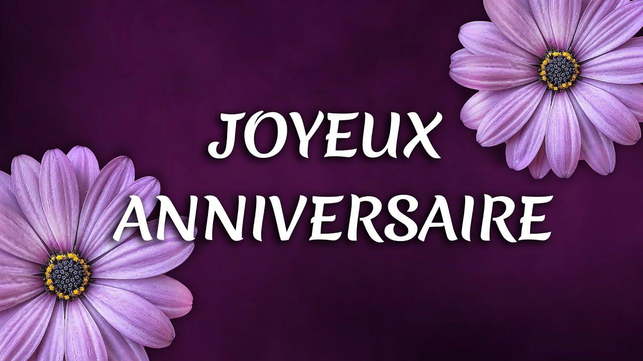 Jolie Carte Virtuelle Danniversaire Joyeux Anniversaire