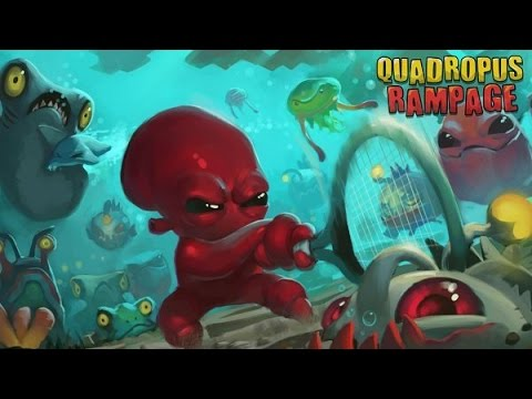 Quadropus Rampage [HACK Money]