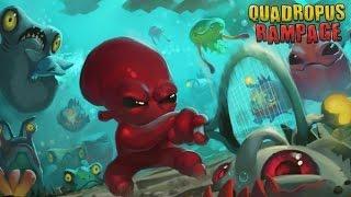Quadropus Rampage [HACK Money]