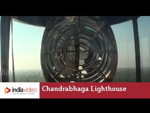 Odisha's Chandrabhaga Lighthouse; the height of awesome