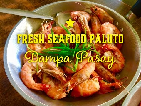 Fresh Seafood Paluto Dampa Sea Side Macapagal Boulevard Pasay City by HourPhilippines.com