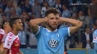 Malmö FF - Kalmar FF 6-0 [2017/08/11] - Alla mål (HD)