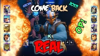 Come Back Is REAL! | Paladins 2017 New Year