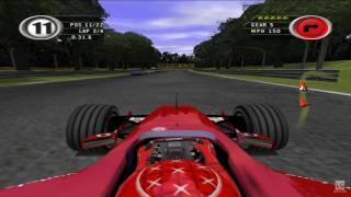 F1 2002 GameCube Gameplay HD
