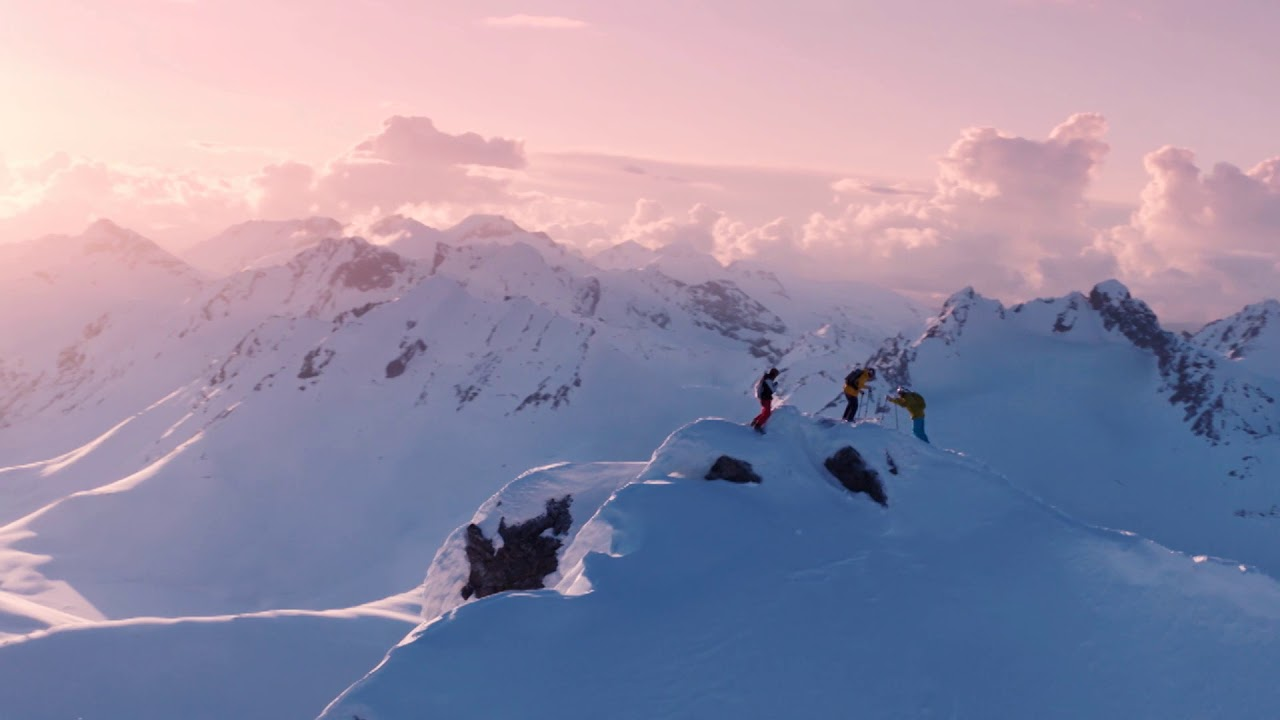 Thumbnail: Ski touring in the majestic Fjord Norway