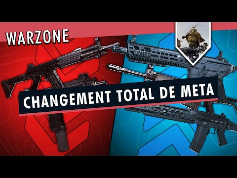 Le PATCH D'ÉQUILIBRAGE le plus IMPORTANT de Warzone | Buff, Nerfs, NOUVELLE META, Atouts & CX-9