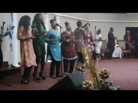 Awesome God(Deborah Lukalu) by 1B1C