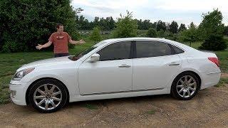 Вот почему Hyundai Equus - это самый халявный люксовый седан в истории
