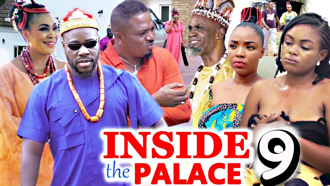 Download INSIDE THE PALACE SEASON 9 (New Movie) 2021 Latest Nigerian Nollywood Movie 720p