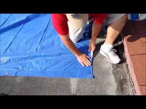 Utarpit Flat Roof Installation Youtube