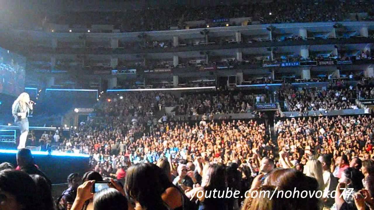 Jenni Rivera - Chuperamigos LIVE @ The Staples Center ... Jenni Rivera Funeral Staple Center