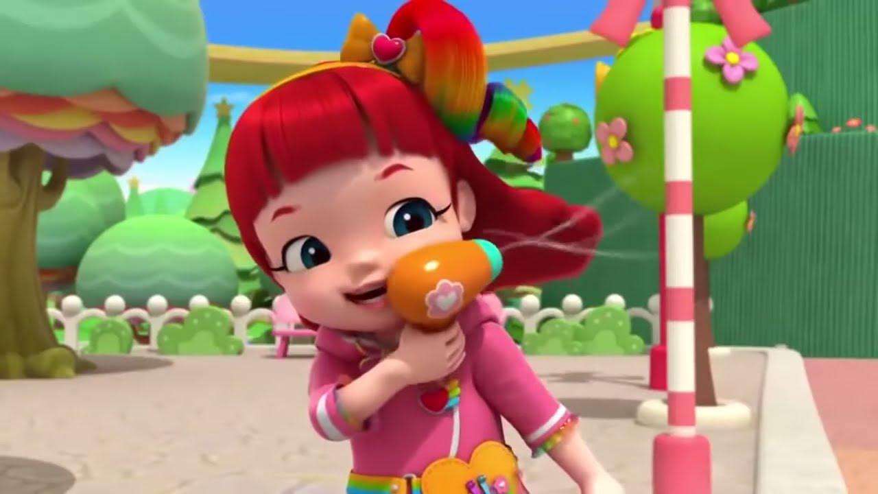 Rainbow Ruby - Bad Hair Day - Full Episode - Full Episode? Kids Animation & Songs ?