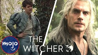 Top 10 The Witcher Moments