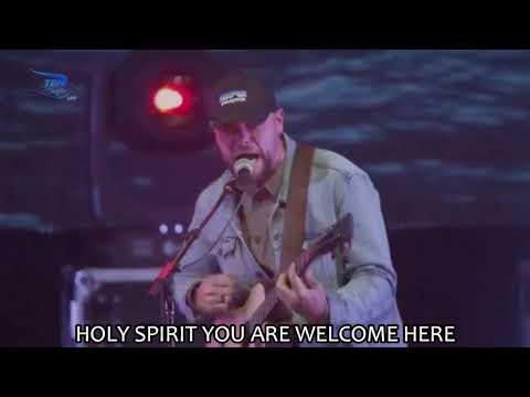 Awakening Australia 2018 - Holy Spirit You Are Welcome Here (Lyrics) - Jake Hamilton