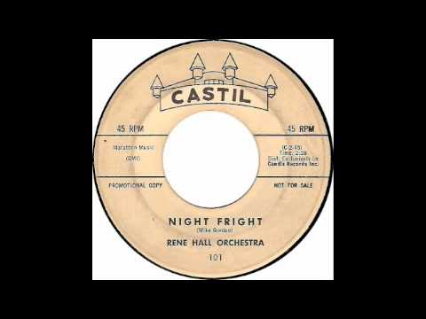 Rene Hall -   Night Fright -  Michael Z. Gordon