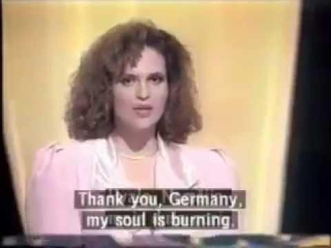 Danke Deutschland- Thank You Germany by Sanja Trumbic