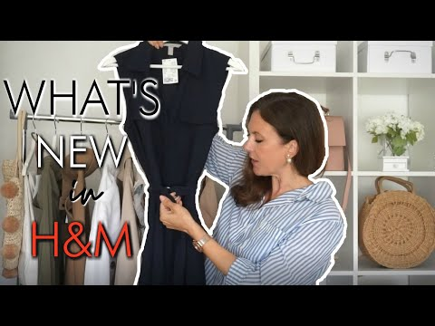 My HandM Summer Haul & Try On July 2019 | Fashion Over 40