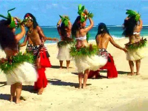 E Matike - Cook Islands Dancing