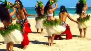 E Matike  Cook Islands Dancing