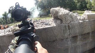 Airsoft War - DV8 - Part 15: Ep. 3