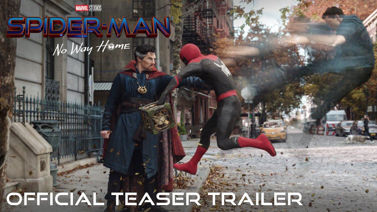 Officiële Spider-Man: No Way Home trailer is hier