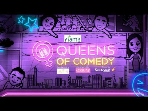 Download Queens Of Comedy | Show Packaging