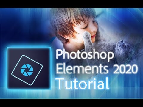 adobe photoshop elements video tutorials free