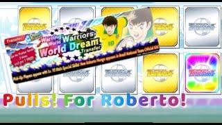 CTDT! World Dream Transfer Roberto Hongo! fast Pulls before Super DreamFest!