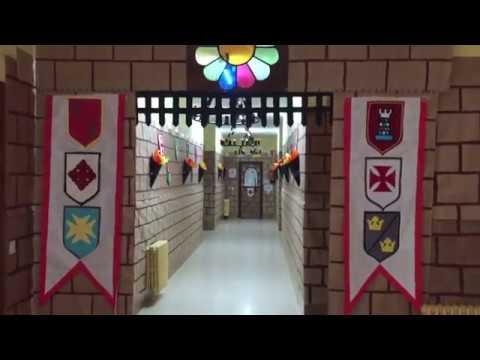 Proyecto medieval decoraci n youtube - Decoracion fiesta ibicenca casera ...
