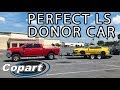 Buying an LS swap donor car from Copart