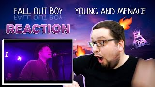 Fall Out Boy - Young And Menace (Russian