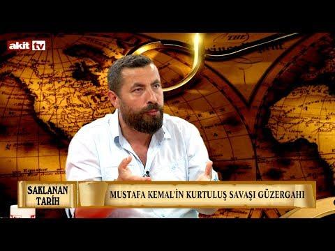 Saklanan Tarih - Mustafa Kemal'in kurtuluş savaşı güzergahı