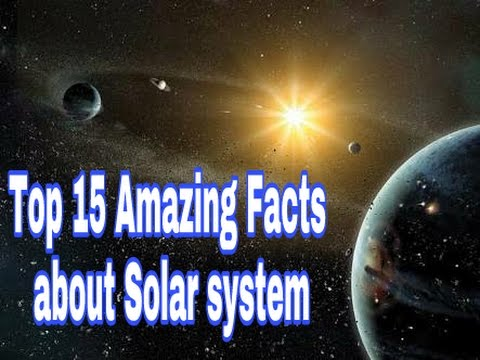 solar system planets facts pdf