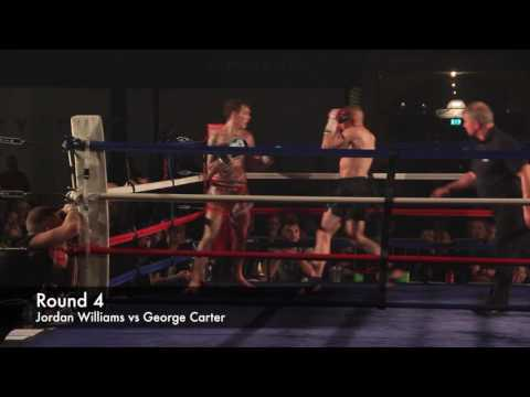 Jordan Williams Vs George Carter